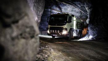 Αυτόνομο φορτηγό από τη Volvo