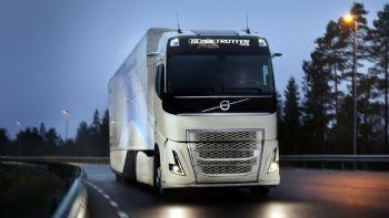 Υβριδικό φορτηγό από τη Volvo