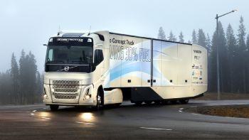 Έρχονται ηλεκτρικά φορτηγά από τη Volvo