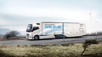 H Volvo Trucks στηρίζει την μείωση των εκπομπών ρύπων