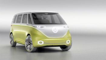 Ακόμη ένα ηλεκτρικό VW Van