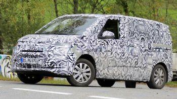 Οι πρώτες εικόνες του νέου VW T7 Transporter