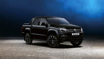 Νέο VW Amarok «Black Edition»