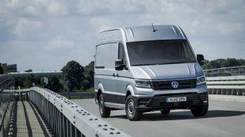 Έρχεται το νέο VW Crafter