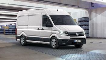 Ανακαλύψτε το νέο VW Crafter
