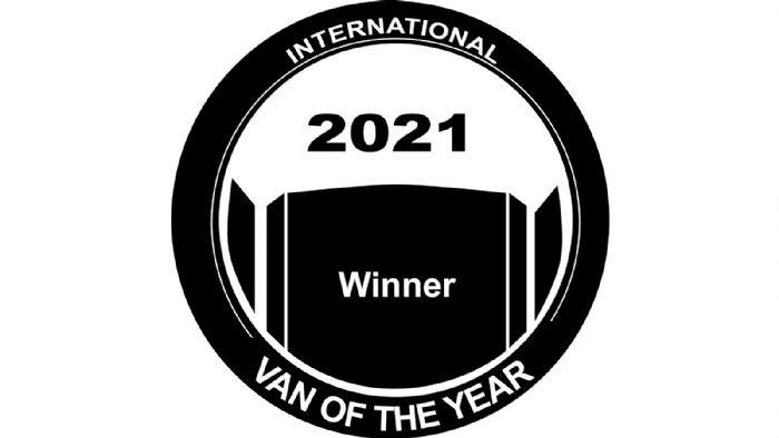"""Η ώρα του """"Διεθνούς Van της Χρονιάς 2021"""""""