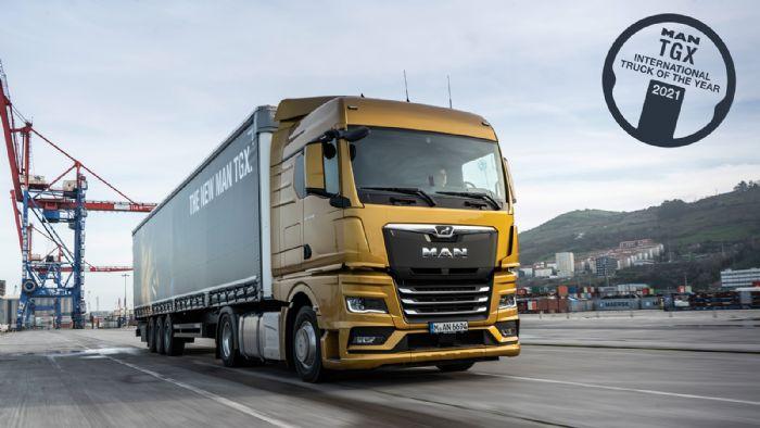 Διεθνές φορτηγό της χρονιάς 2021