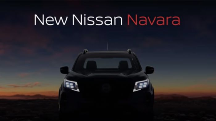 Αποκαλύπτεται το νέο Nissan Navara!  (+ vid)