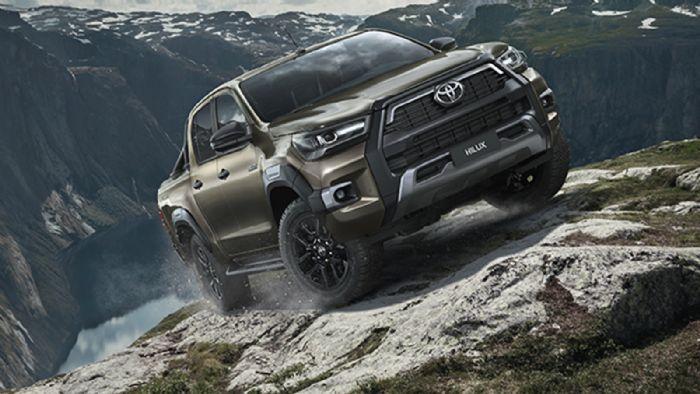 Από 25.970 ευρώ το νέο Toyota Hilux