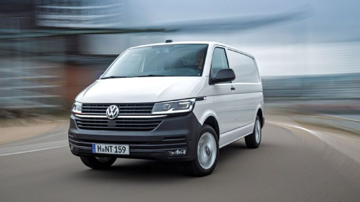 Τροποποιήσεις στους κινητήρες του VW T6.1 Transporter