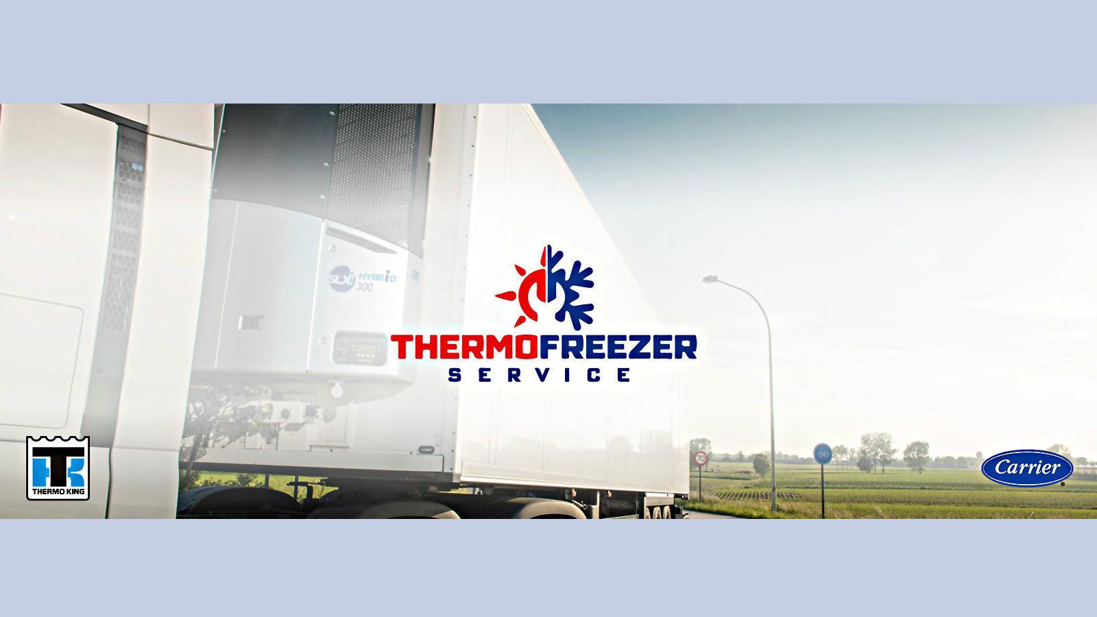 Για επισκευές φορτηγών ψυγείων, η εταιρεία THERMOFREEZER SERVICE ΕΠΕ με σύγχρονο εξοπλισμό, είναι η ιδανική λύση για εσάς που ζητάτε άψογο και άμεσο αποτέλεσμα.