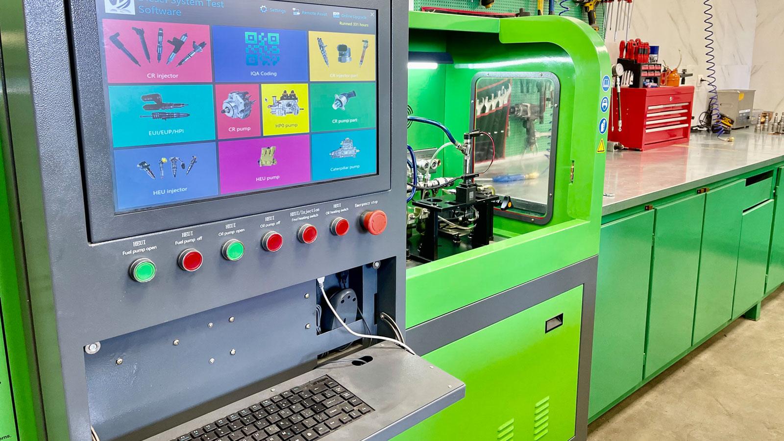 Η επιχείρησηΝIKOLAIDIS DIESEL SERVICEεξοπλίζεται με μηχανήματα νέας τεχνολογίας ώστε να καλύπτει όλο και περισσότερες ανάγκες των φορτηγών σας.