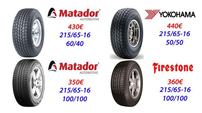 73b28167461 Προσφορά ελαστικών Matador Firestone από τη Sirio Center